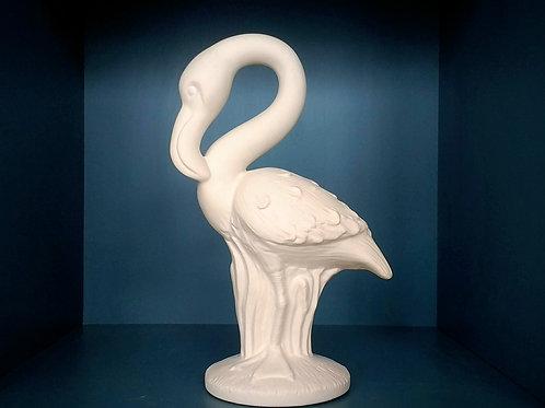 Big fabulous flamingo