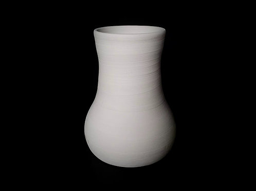Hand-thrown pottery - #714 - vase