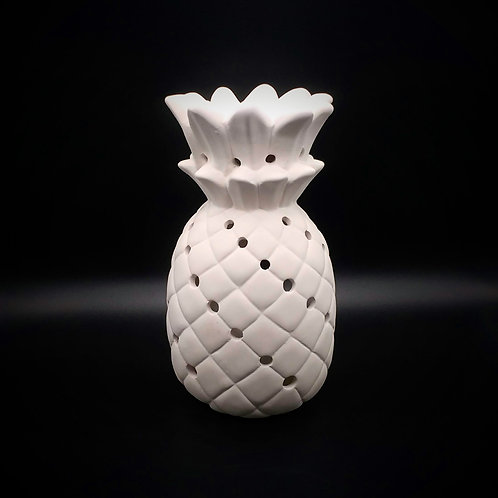 Pineapple lantern and wax warmer