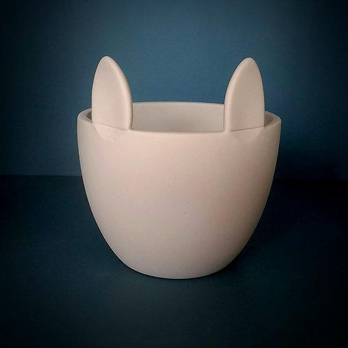 Animal plant pot