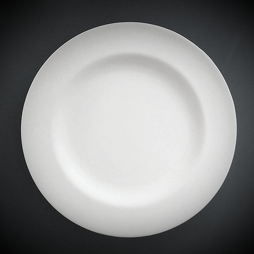 Rimmed plate 22cm - for prints