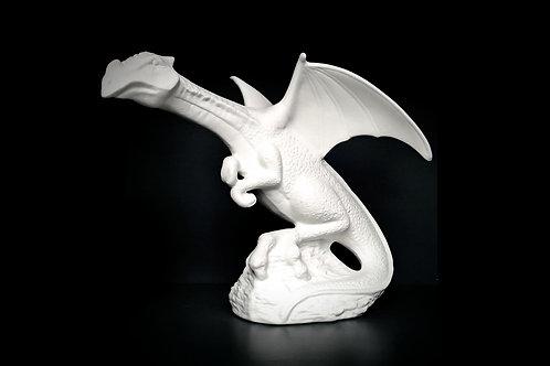 Magnificent dragon