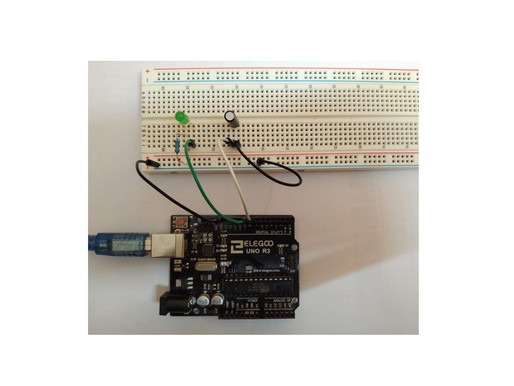Interfacing Tilt Sensor with Arduino UNO