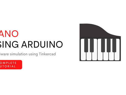 How to make a Piano using Arduino?