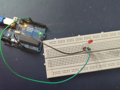 Fading LED - IN & OUT using Arduino UNO