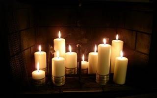 Solstice/New Year's Eve gratitude ritual