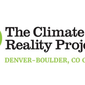Climate Reality Project Denver/Boulder Chapter Meeting November, 2019
