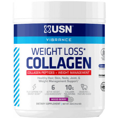 USN Vibrance Weight Loss Collagen 30 Servings