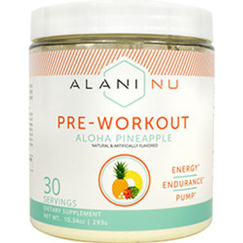 Alani Nu Pre-Workout 30 Servings!