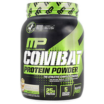 MUSCLEPHARM SPORT SERIES COMBAT PROTEIN POWDER 2lb