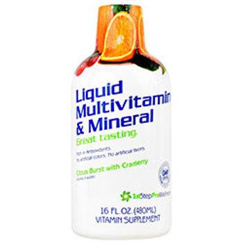 High Performance Fitness Liquid Multivitamin & Mineral