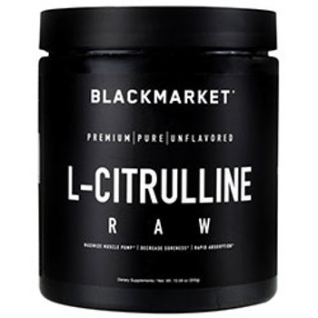 BLACK MARKET LABS RAW SERIES L-CITRULLINE