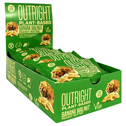 Mts Nutrition Plant-Based Outright Bar