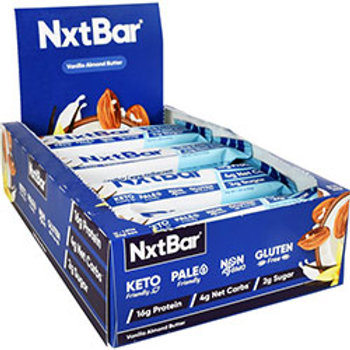Nxt Bar 12 - 1.87oz (53g) Bars