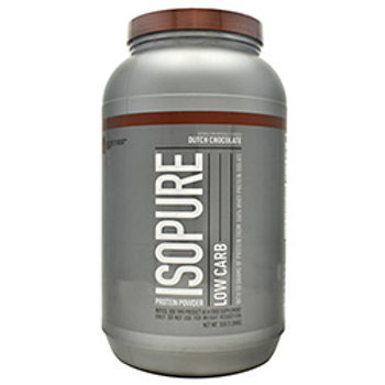 NATURE'S BEST LOW CARB ISOPURE 3lb