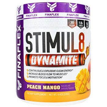 FINAFLEX (REDEFINE NUTRITION) STIMUL8 DYNAMITE 30 Servings (126g)