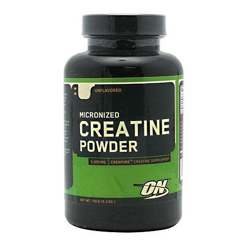 Optimum Nutrition Micronized Creatine Powder!