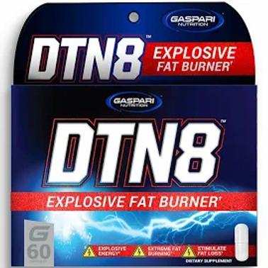 Gaspari Nutrition DTN8 60 Capsules