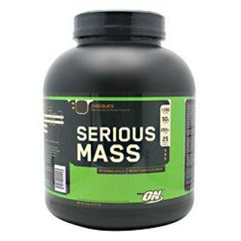 OPTIMUM NUTRITION SERIOUS MASS 6 lbs (2727 g)