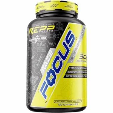 Repp Sports Raze Focus 30 Servings / No Caffeine
