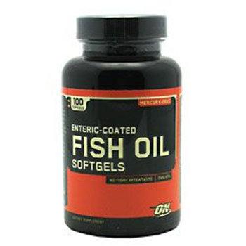 Optimum Nutrition Fish Oil!