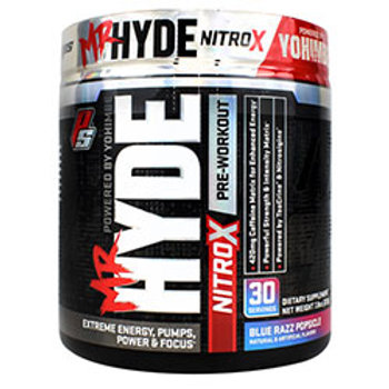 PRO SUPPS MR. HYDE NITRO X 30 Servings!