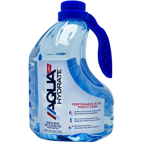 Aquahydrate, Inc AQUAhydrate 4 - 1 Gallon Bottles