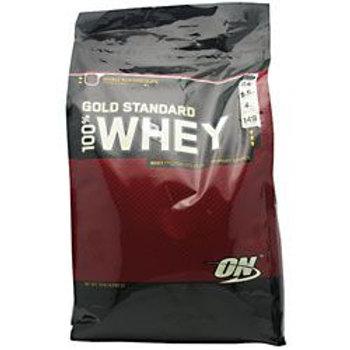 OPTIMUM NUTRITION GOLD STANDARD 100% WHEY 10lbs