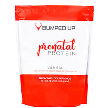 BUCKED UP BUMPED UP PRENATAL PROTEIN
