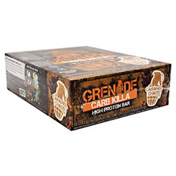 GRENADE CARB KILLA 12 (2.12 oz) Bars!