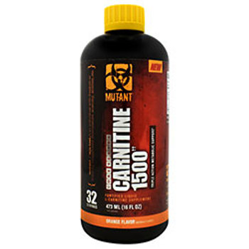 Mutant Core Series Carnitine 1500
