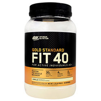 OPTIMUM NUTRITION GOLD STANDARD FIT 40 PROTEIN 20 Servings (1.72 lb)