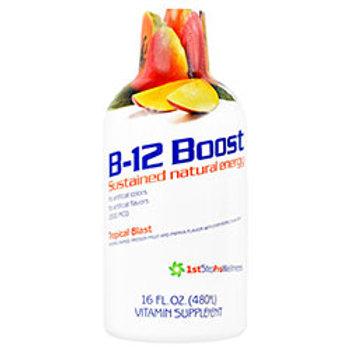 High Performance Fitness B12 Boost 16 fl oz (1 pt) 518.40 ml