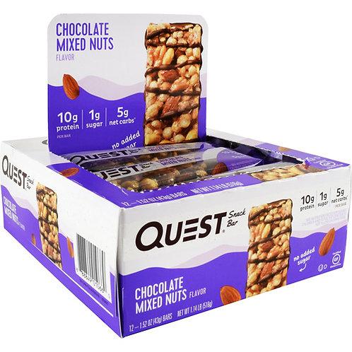 Quest Nutrition Snack Bar 12 - 1.52 OZ (43g) Bars