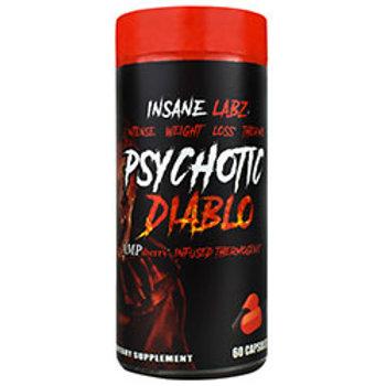 INSANE LABZ PSYCHOTIC DIABLO 60 Capsules!!