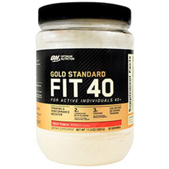 OPTIMUM NUTRITION GOLD STANDARD FIT 40 PERFORMANCE BOOSTER