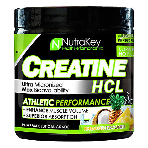 Nutrakey Creatine HCL