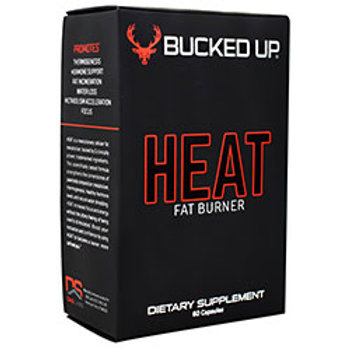 BUCKED UP HEAT 60 Capsules