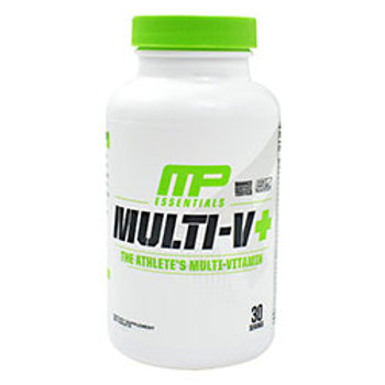 MusclePharm Essentials Multi-V+ 60 Tablets