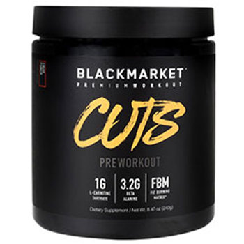 BLACK MARKET LABS CUTS 30 Servings (8.47 oz)