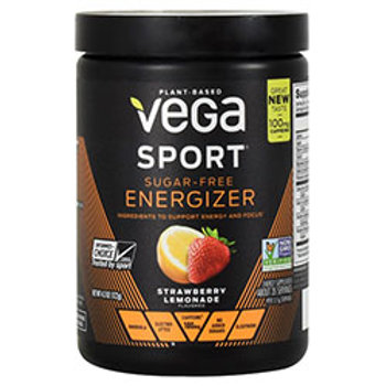 VEGA SPORT ENERGIZER SUGAR-FREE 35 Servings (4.3 oz)