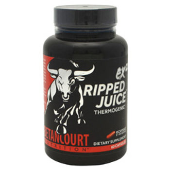 BETANCOURT NUTRITION RIPPED JUICE EX2 60 Capsules