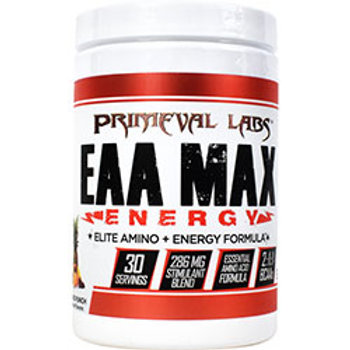 Primeval Labs EAA Max Energy 30 Servings