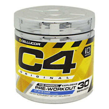 CELLUCOR ID SERIES C4 30 Servings