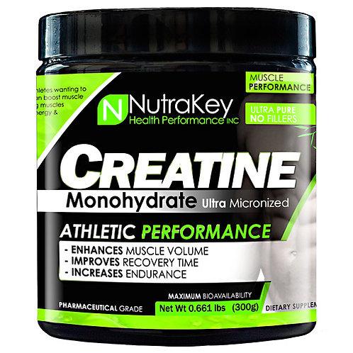 Nutrakey Creatine Monohydrate