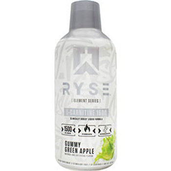 RYSE SUPPLEMENTS L-CARNITINE 1500