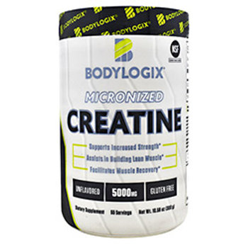BODYLOGIX MICRONIZED CREATINE 60 servings (5000mg)