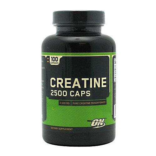 Optimum Nutrition Creatine 2500 Caps 100 Capsules