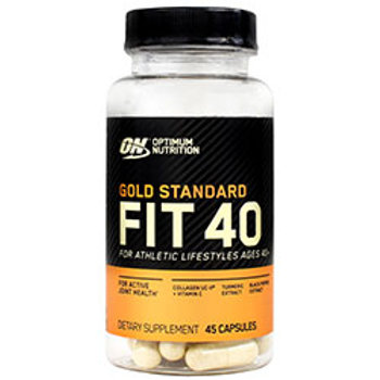 OPTIMUM NUTRITION GOLD STANDARD FIT 40 JOINT HEALTH
