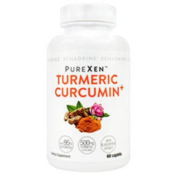 MUSCLETECH PUREXEN TURMERIC + CURCUMIN